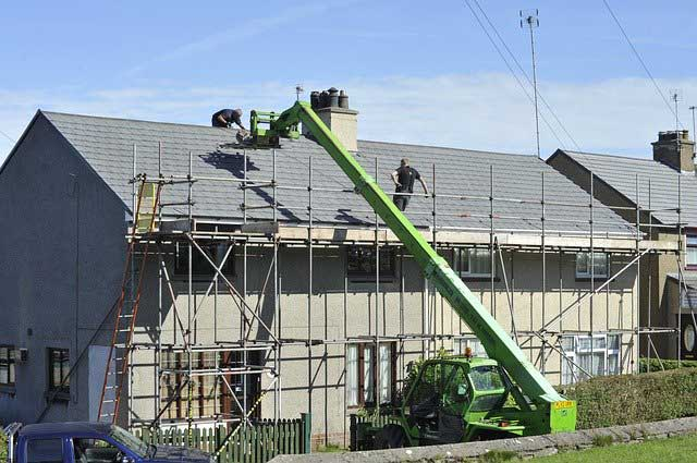 scaffolding injury claims