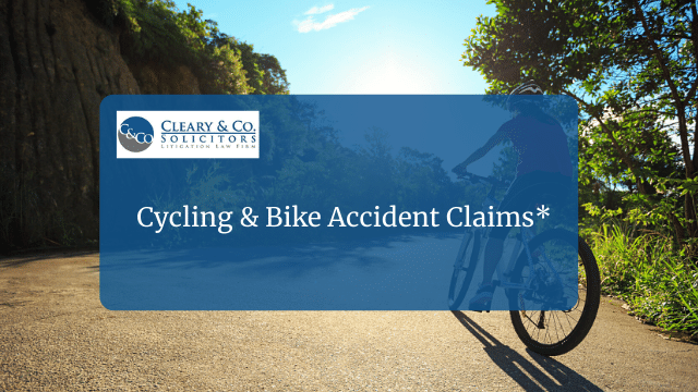 cyclist & bike accident claims