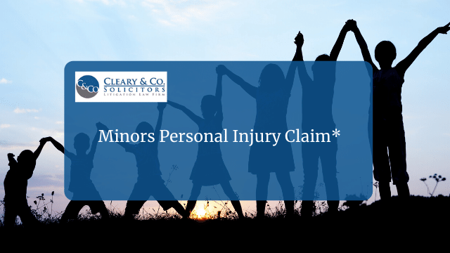 minors accident claim
