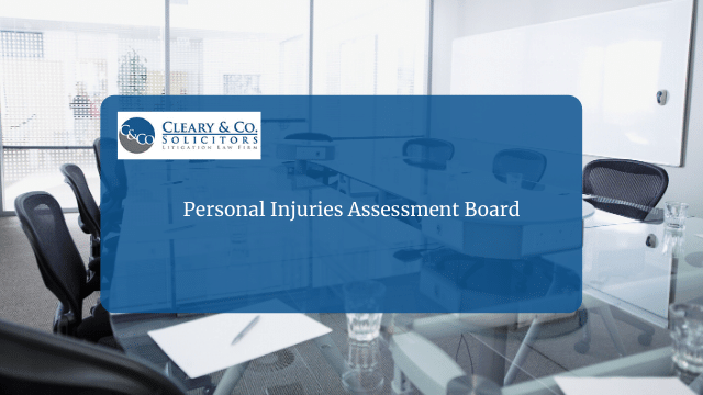 Personal Injuries Assessment Board