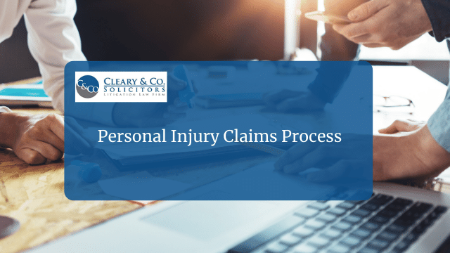 personal injury claims process