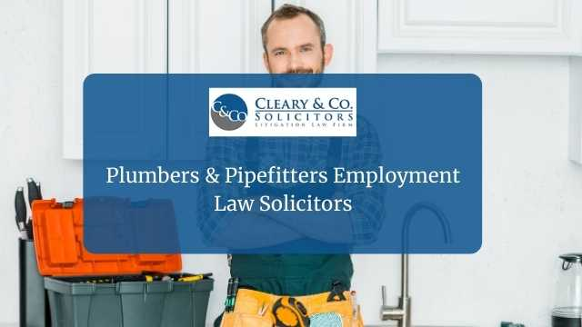 plumbers and pipefitterrs