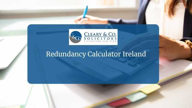 redundancy calculator
