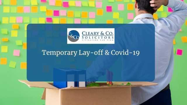 lay off covid-19