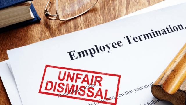 Disciplinary Procedures & Unfair Dismissal