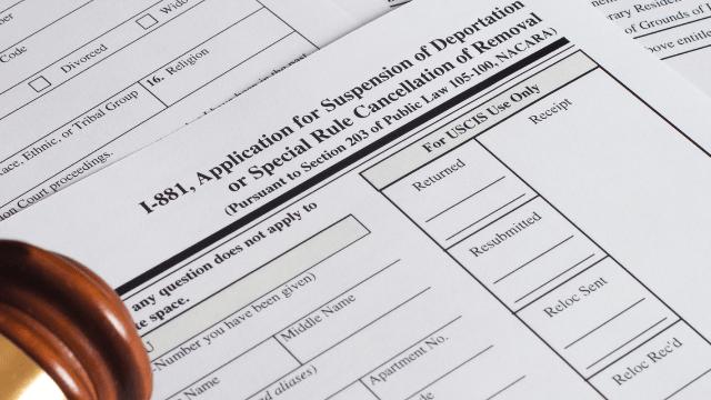 Deportation Orders
