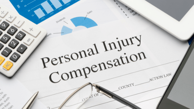 Personal Injury Claims* Process
