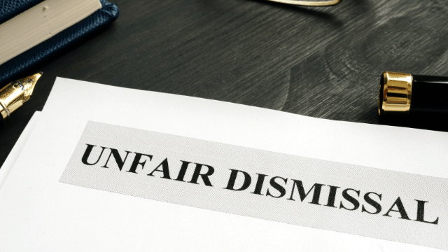 Unfair Dismissal Ireland - Probation