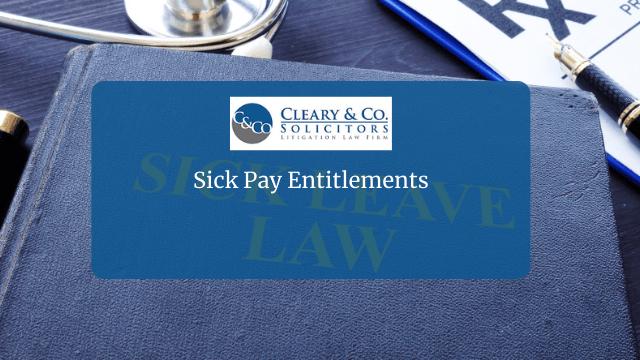 Sick Pay Entitlements